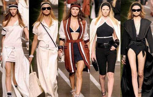 女性轻量运动时尚愈演愈烈
